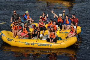 2015 rafting